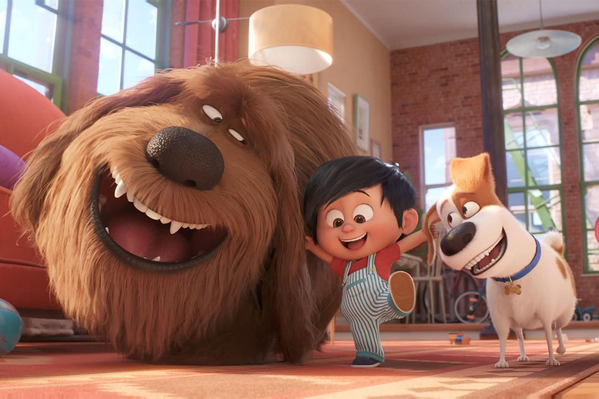 Mascotas 2 (The Secret Life of Pets 2)